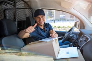 שירות משלוחים לעסקים קטנים בכל הכמויות